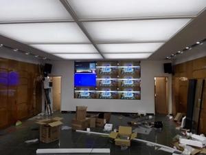 南充市教育局会议系统成功应用KUSN会议系统设备