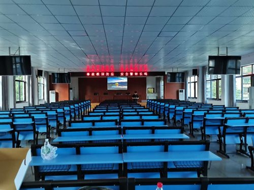 酷声扩声系统应用于郴州广铁集会议室
