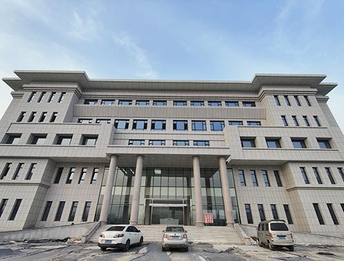 酷声会议扩声系统成功应用于滨州市沽化区信访局会议室