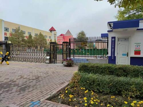 酷声IP网络广播系统成功应用于新疆布尔津县白湖路小学