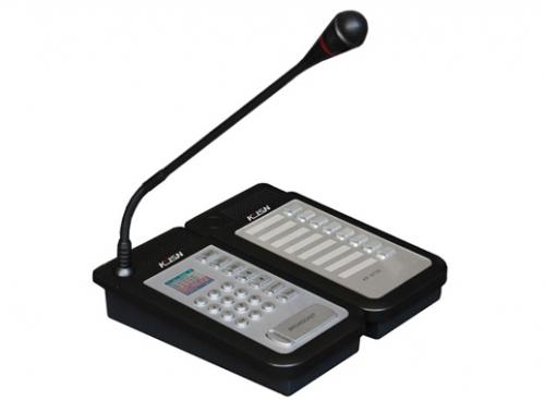 新疆IP网络寻呼话筒(按键)  KP-9730