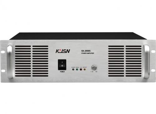 纯后级功放 KA-1000S/KA-1200S/KA-1500S/KA-2000S