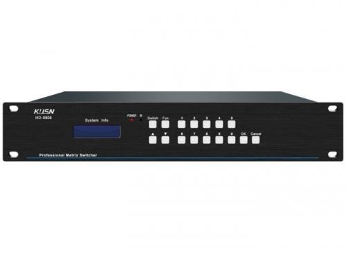 HDMI矩阵 HD-0404/HD-0808