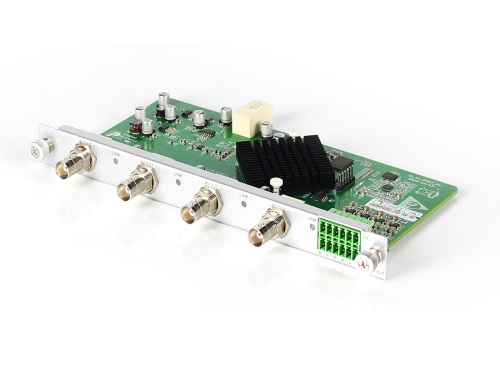 4路音视频输出板卡 MH-04AC