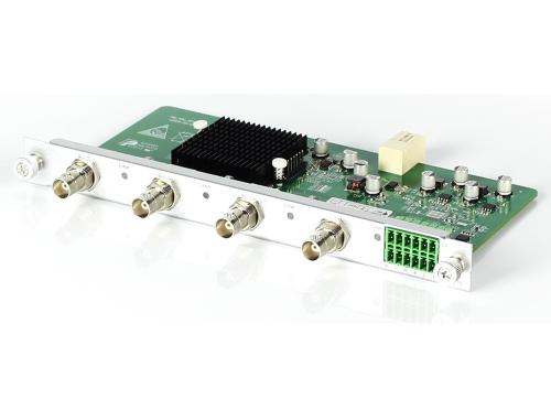4路SDI信号输入板卡 MH-04SR