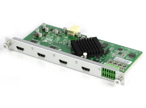 4路HDMI信号输出板卡 MH-04HC