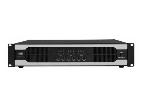 新疆6通道专业功放 DA-6300