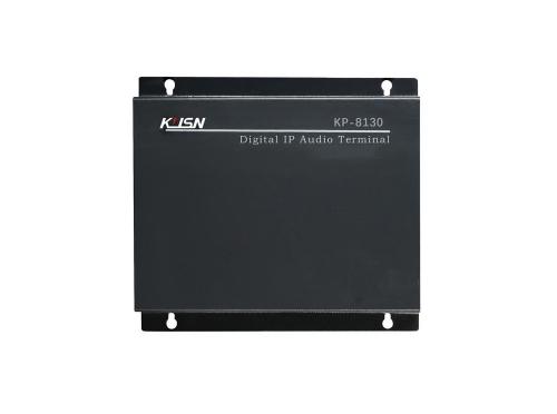IP网络音频终端  KP-8130